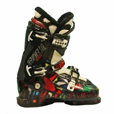 Used 2011 Dalbello Blender Ski Boots Black Multi