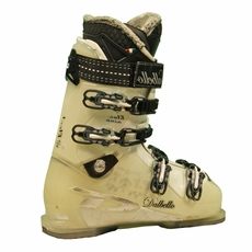 Used Dalbello Electra Nine Ski Boots White