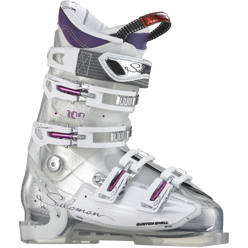 Sample 2012 Salomon Instinct 100 Cs Ski Boots