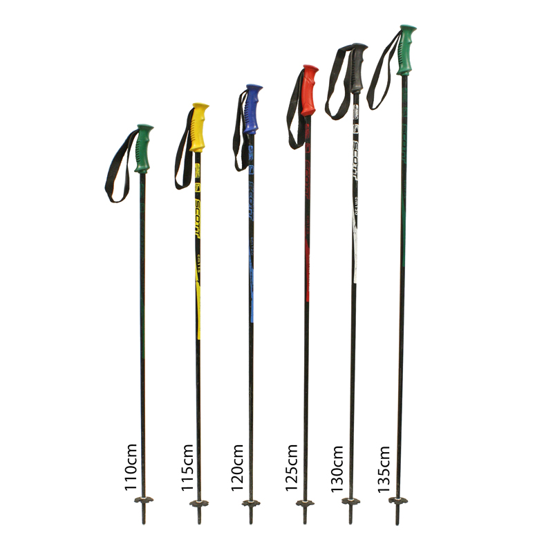 Scott Adult Rental Ski Poles