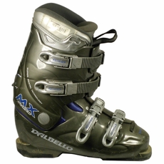 Used Dalbello MX Super Grey Blue Ski Boots