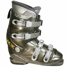 Used Dalbello MX Super Ski Boots Grey