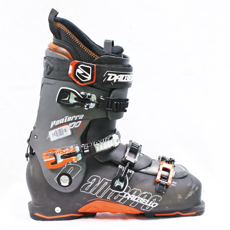 Used Dalbello Panterra 100 Men's Ski Boots