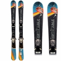 Used Dynastar Team Trouble Junior's Skis with Bindings