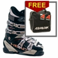Used Head Next Edge 80 Ski Boots + FREE BOOT BAG