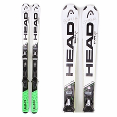 Used Head Shape CX 2016 Men Skis with Bindings