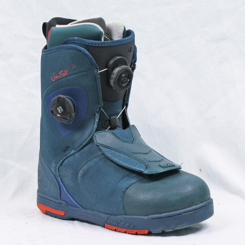 Used Head Six 50 W 2014 Women's Snowboard Boots