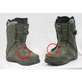 Used K2 Maysis M Damaged 2014 Men's Snowboard Boots