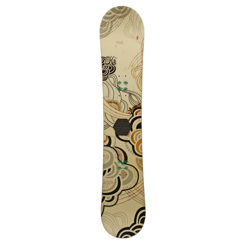 Used K2 Moment Women's Snowboard