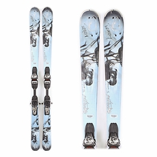 Used K2 Potion 76 2015 Women Skis B