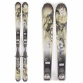Used K2 Potion 80X 2015 Women Skis B