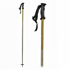 Used Kerma Rental Adult Ski Poles