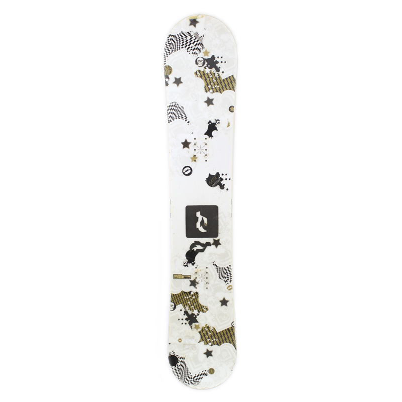 Used Nitro Mystique 2009 Women's Snowboard