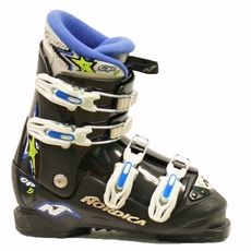 Used Nordica GP TJ Junior Ski Boots