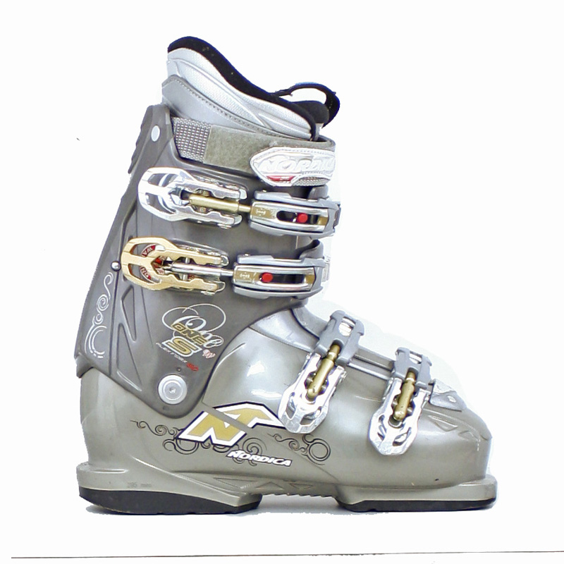 Used Nordica One S Women's Ski Boots