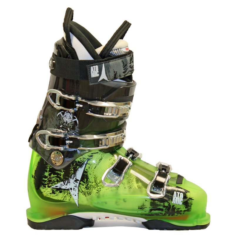 Used Performance 2014 Atomic Tracker 110 Ski Boots