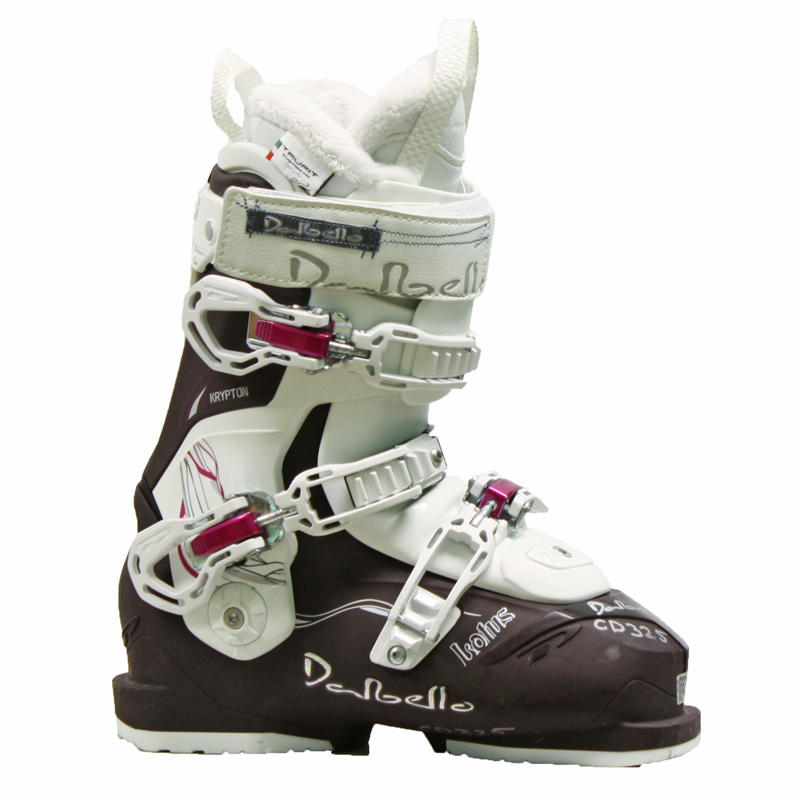 Used Performance 2014 Dalbello Krypton Lotus Women Ski Boots