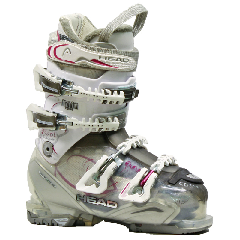 Used Performance 2014 Head Adapt Edge 100 Ski Boots Women