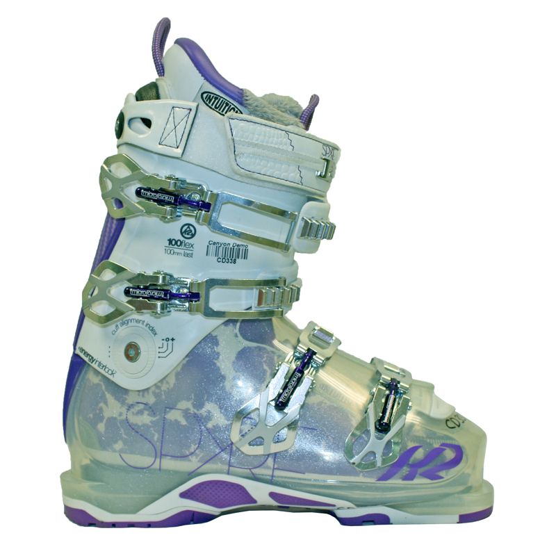 Used Performance 2014 K2 Spyre Ski Boots Women