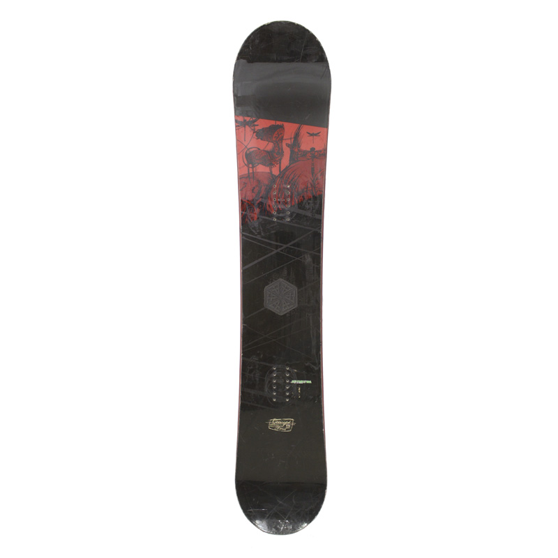 Used Ride Concept 2009 Men's Snowboard