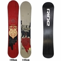 Used Ride Fleetwood Animal Series Snowboard