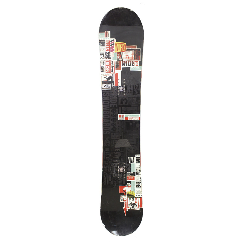 Used Ride Manic 2012 Men's Snowboard