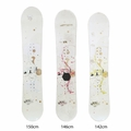 Used Ride Solace 2009 Women's Snowboard