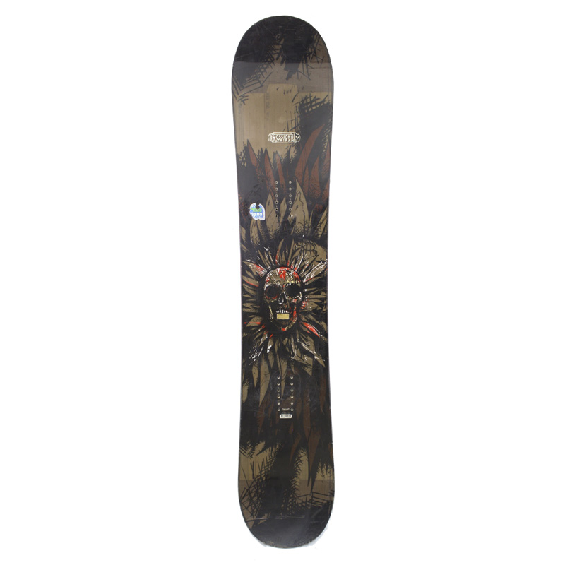 Used Rossignol Taipan Wide 2012 Men's Snowboard
