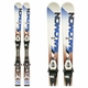 Used Salomon Enduro 800 Jr Junior's Skis with Bindings