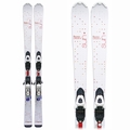 Used Salomon Origins Sun Women's Skis with Bindings
