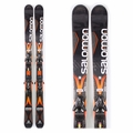 Used Salomon X-Drive 8.8 FS 2016 Men Skis with Bindings