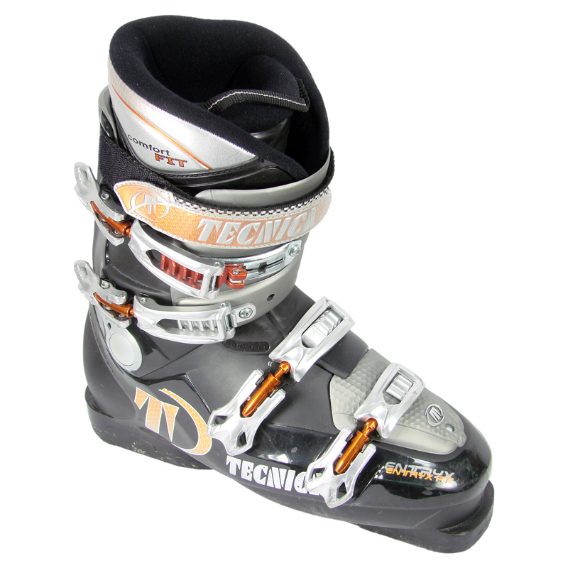 Used Tecnica Entryx RT Ski Boots Black