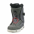 Used Vans M Aura Damaged 2015 Men's Snowboard Boots