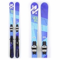 Used Volkl Kink 2016 Men Skis with Bindings