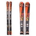 Used Volkl RTM 81 2016 Men Skis with Bindings