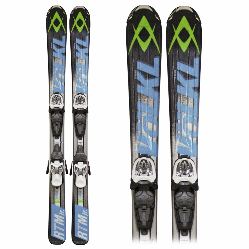 Used Volkl RTM Junior's Skis