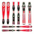 Used Volkl Tigershark Junior Skis w/ Bindings