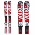 Used Volkl Unlimited AC Junior's Skis with Bindings