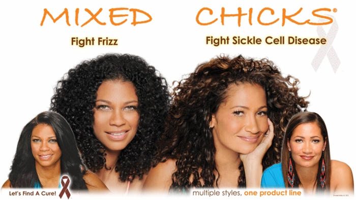 Mixed Chicks Gives Back to Sickle Cell Disease Awareness - Mixed ...