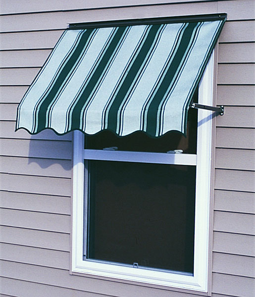 Fabric Window Awnings : Decorating window awnings fabric inspiring photos