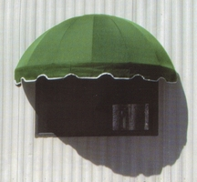 Bubble Dome Awnings