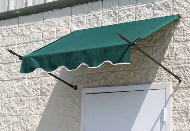Lite Spear Awnings - Click to enlarge