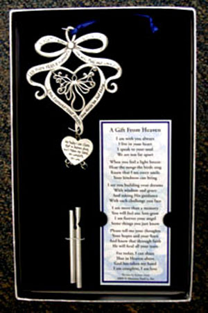 A Gift from Heaven Memorial Chime