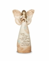 Angel Memorial Figurine - Perhaps They Are Not Stars