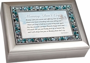 Baby / Child Loss Memory Music Box - Engravable