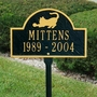 Personalized Cat Memorial  Marker