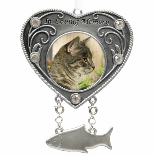 Cat Remembrance Ornament
