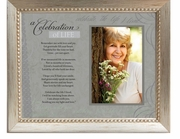 Celebration of Life Memorial Picture Frame