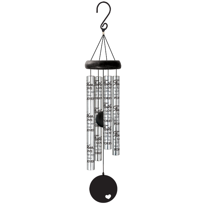 Father Memorial Wind Chimes