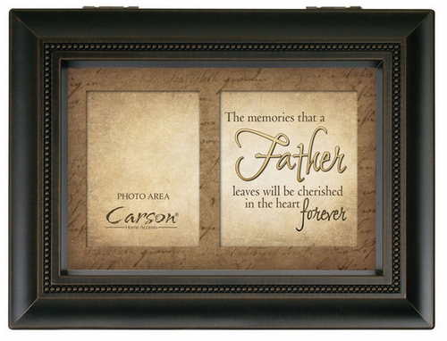 Father Memory Music Box - Engraving Option